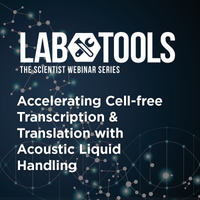 Accelerating Cell-free Transcription & Translation with Acoustic Liquid Handling
