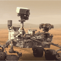 Organic Compounds Found in Martian Soil