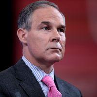 Scott Pruitt Steps Down From EPA