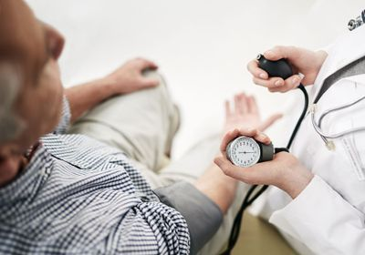 Higher Blood Pressure Has Links to Brain Lesions in Older Adults