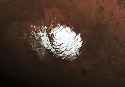 Mars Has a Lake of Liquid Water: Study