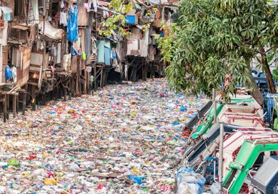Plastics Emit Greenhouse Gases as They Degrade