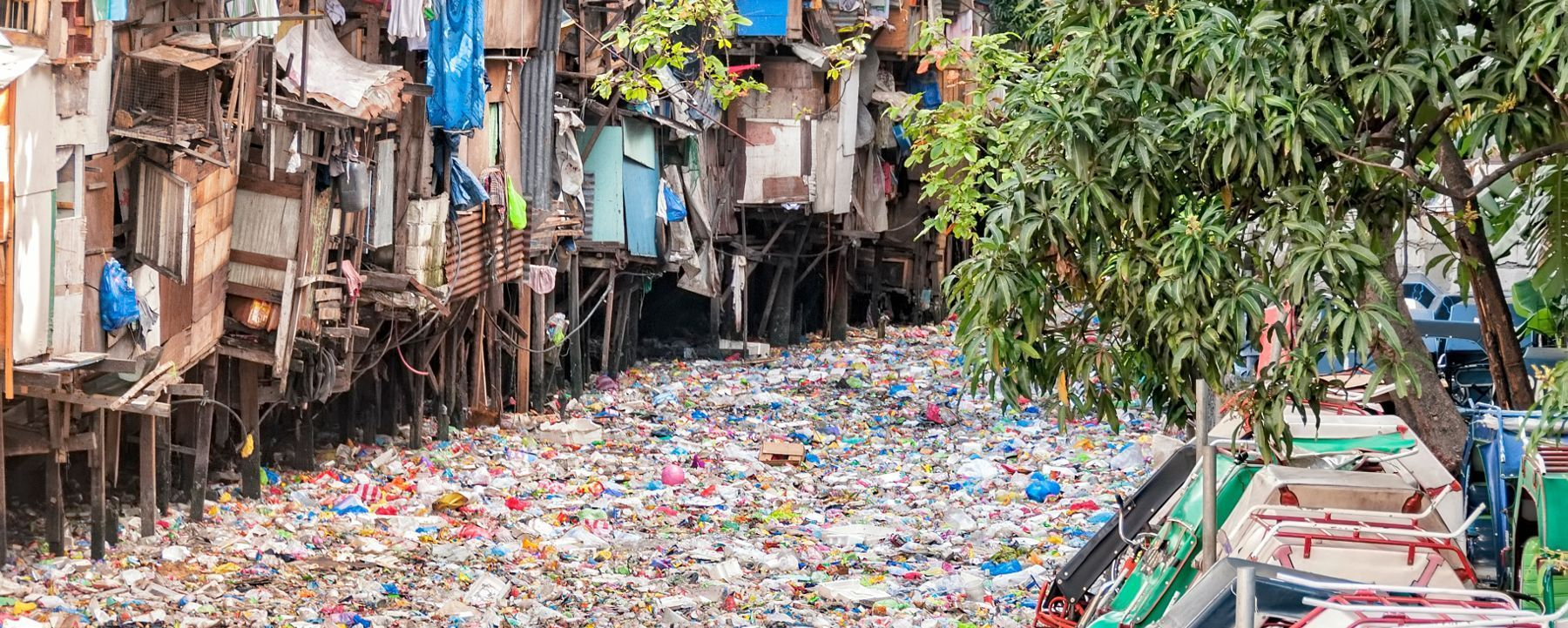 Plastics Emit Greenhouse Gases as They Degrade