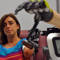 Vibrations Restore Sense of Movement in Prosthetics
