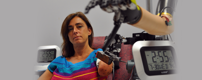 Vibrations Restore Sense of Movement in Prosthetics