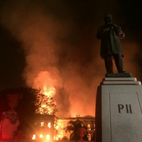 What Was Lost in the Fire that Destroyed Brazil's Largest Museum