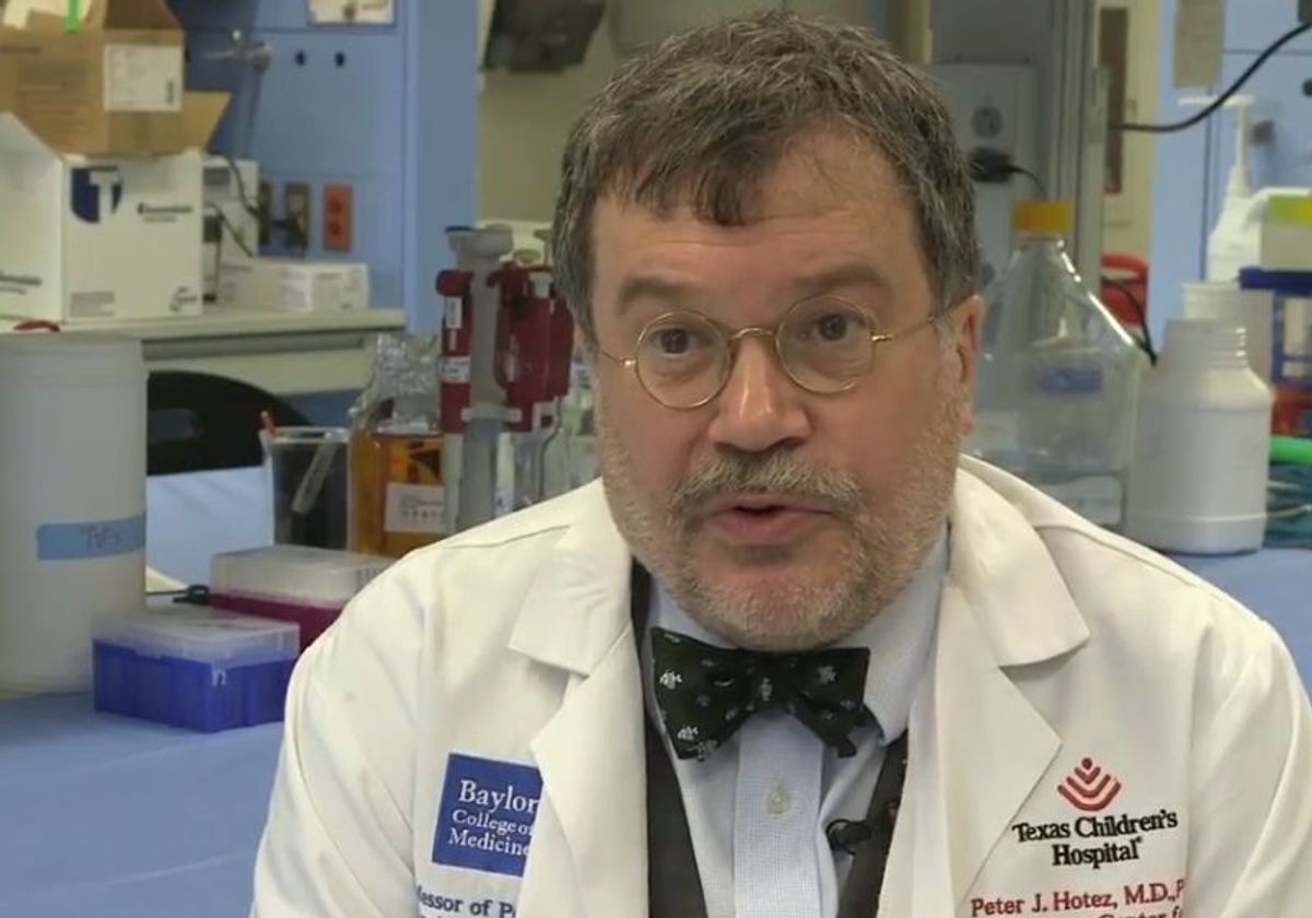 Interview Peter Hotez What Happens When >> Global Virus Doc The Scientist Magazine