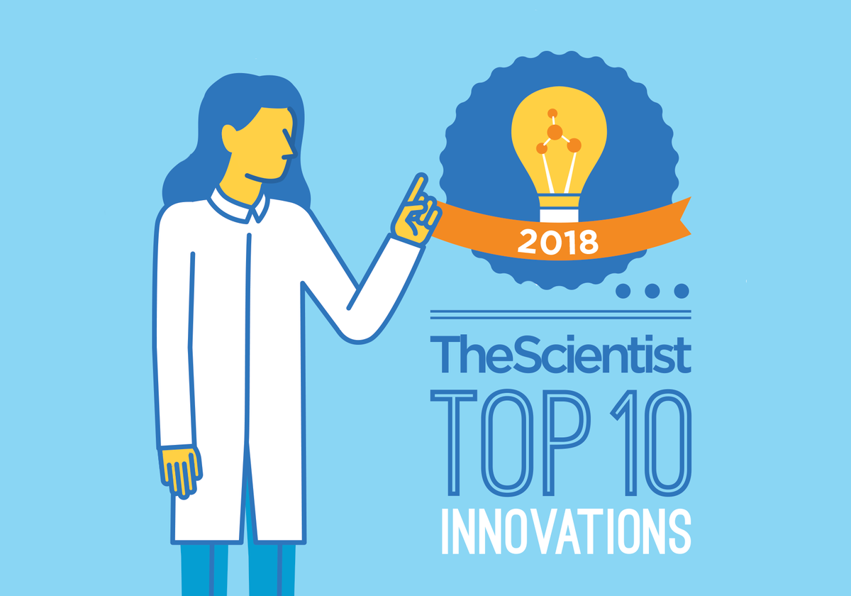 2018 Top 10 Innovations | The Scientist Magazine®