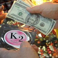 How K2 and Other Synthetic Cannabinoids Got Their Start in the Lab