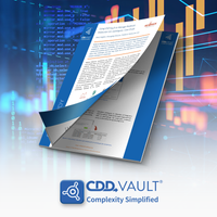 Using CDD Vault to Manage Redbrid Molecular Ltd. Catalogues - A Case Study