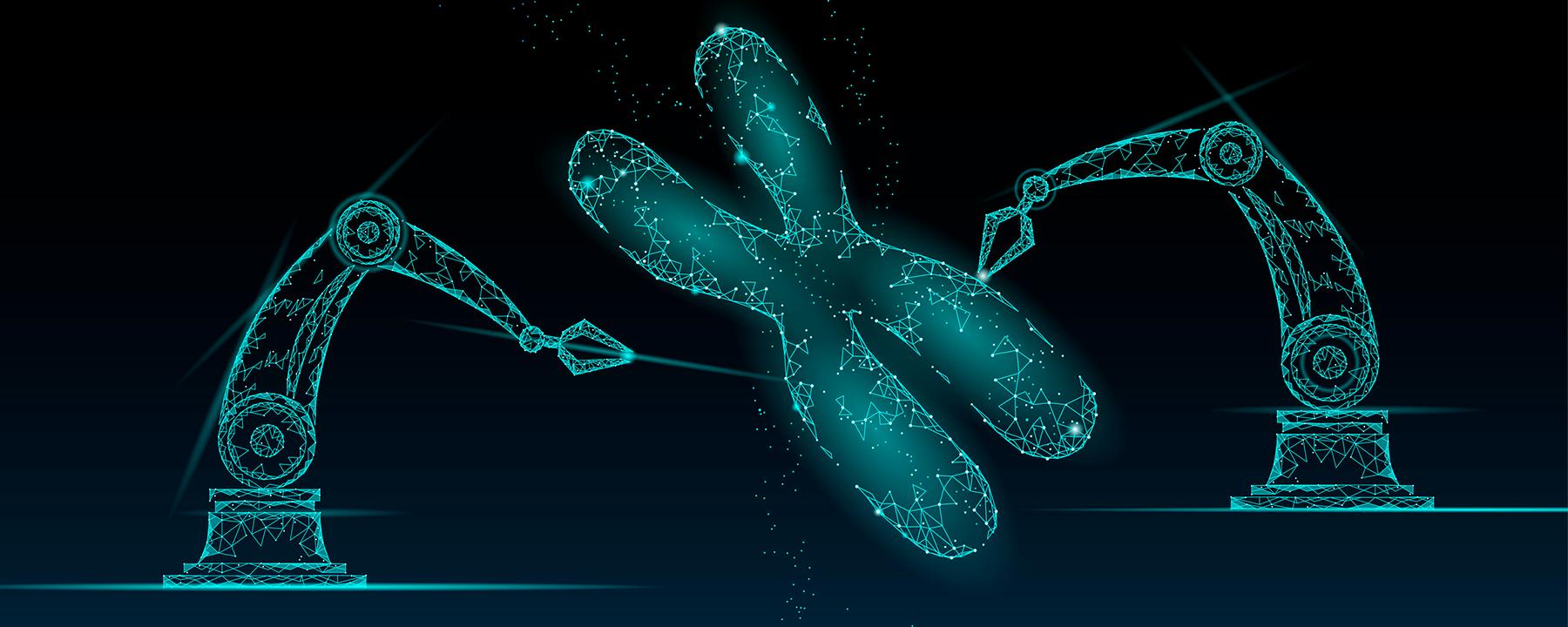 Genome Editing on Board