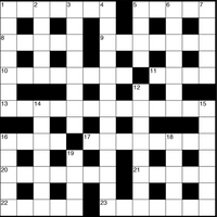 February 2019 Crossword