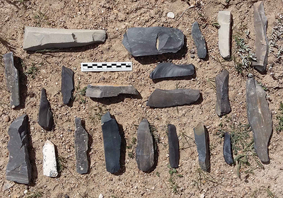 Humans Made Tools Atop the Tibetan Plateau More than 30,000 Years Ago