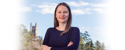 Emily Derbyshire Looks for Malaria's Vulnerabilities
