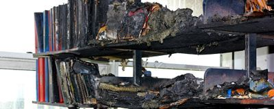 Labs Pick Up the Pieces After St. Andrews Fire