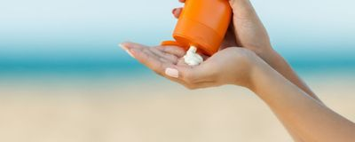 Sunscreen Ingredients Absorbed into Blood: Study