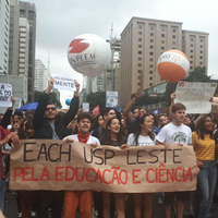 Brazilian Academics Protest Against Budget Cuts