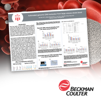Automated Genomic DNA Extraction from Large Volume Whole Blood