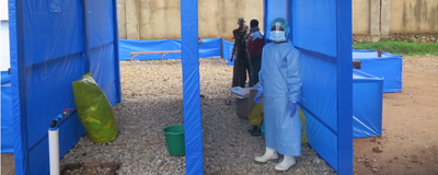 Experimental Ebola Treatments Approved for Use in Uganda