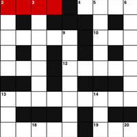 July 2019 Interactive Crossword