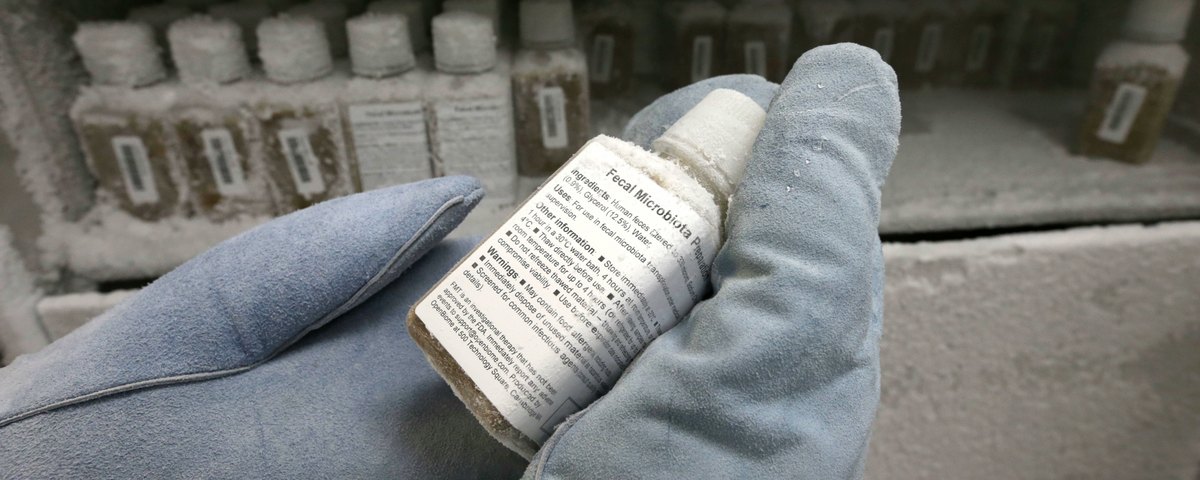 Curious Cure: Human Waste | The Scientist Magazine®