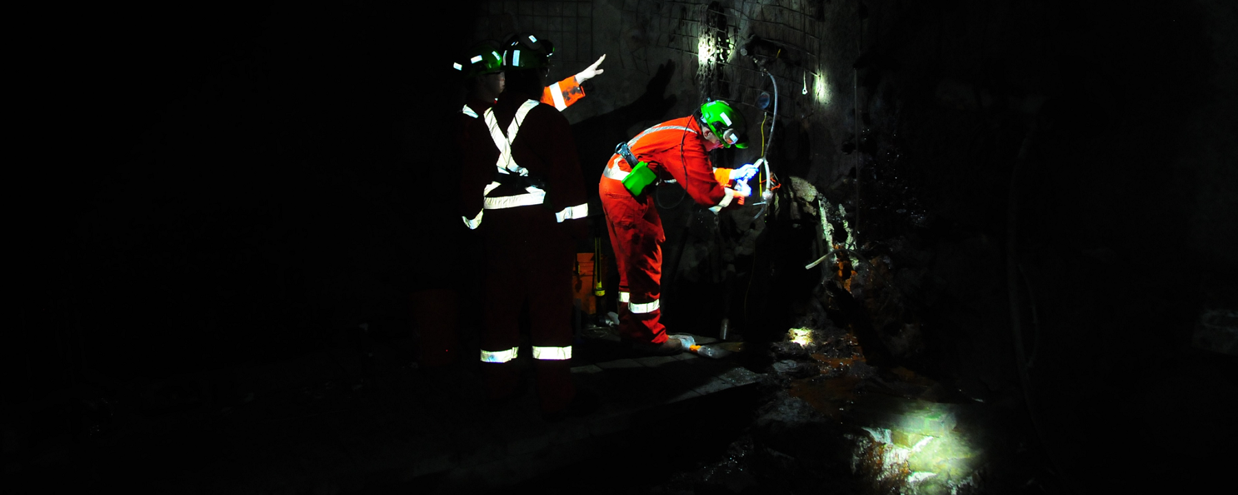 Microbial Life Discovered 2.4 Km Deep in Canadian Mine