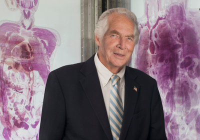 Donald Lindberg, Former NLM Director, Dies