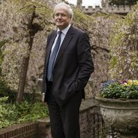 Chemist Christopher Dobson Dies