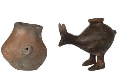 Image of the Day: Prehistoric Baby Bottles