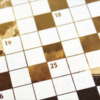 October 2019 Interactive Crossword Puzzle