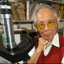 Microscopy and Imaging Leader Shinya Inoué Dies