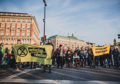 Hundreds of Scientists Declare Support for Extinction Rebellion