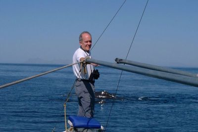 Watcher of Whales: A Profile of Roger Payne