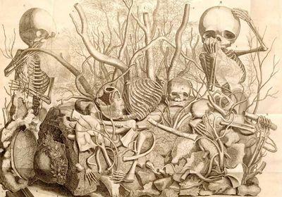 Deathly Displays, circa 1662–1731