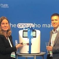 Breakthrough protein analysis instrument - the Fluidity One-W - launches at PEGS Europe 2019