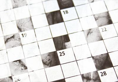 December 2019 Interactive Crossword Puzzle