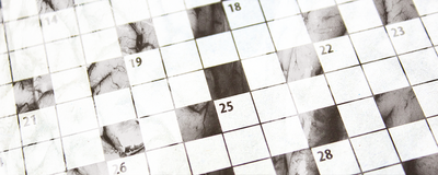 December 2019 Interactive Crossword Puzzle