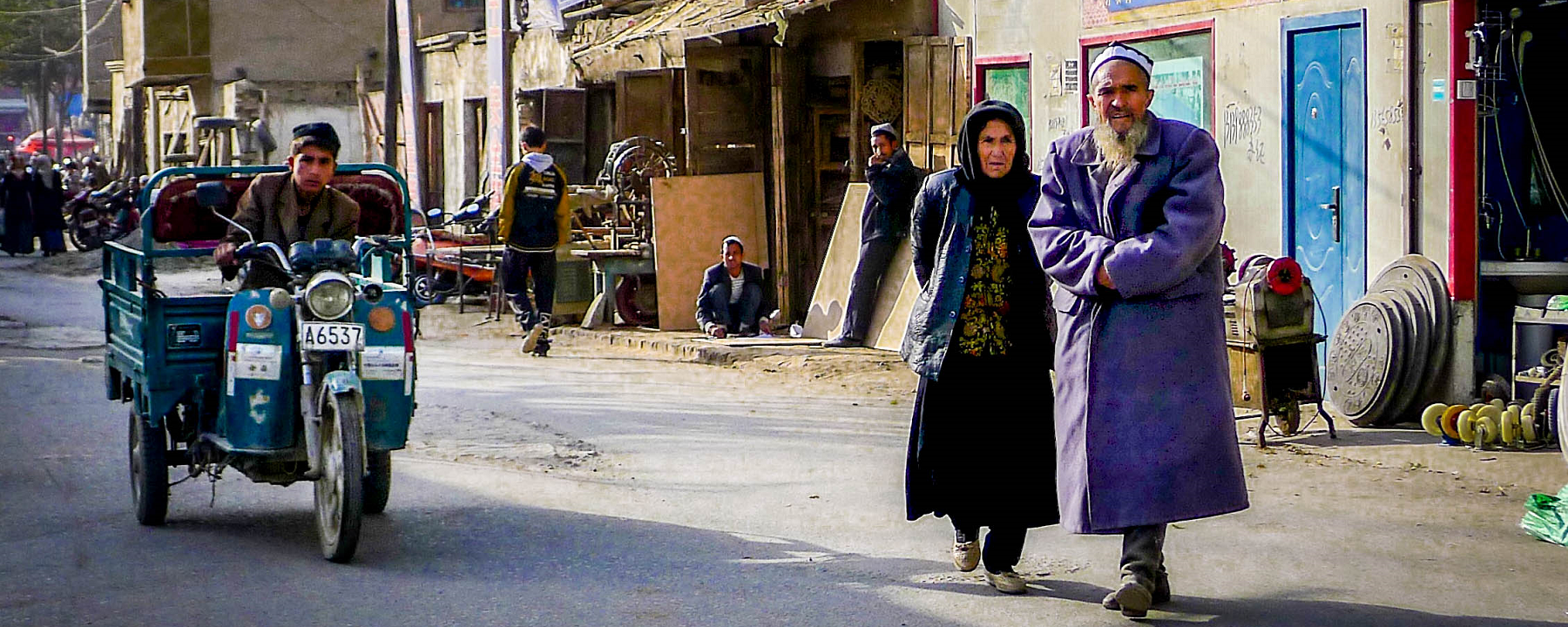 China Is Using DNA from Uighurs to Predict Physical Features