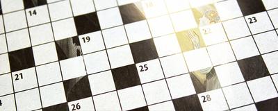 January/February 2020 Interactive Crossword