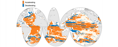 Global Ocean Circulation Is Speeding Up