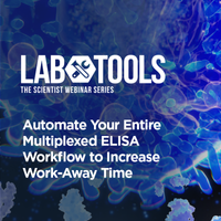 Automate Your Entire Multiplexed ELISA Workflow to Increase Work-Away Time