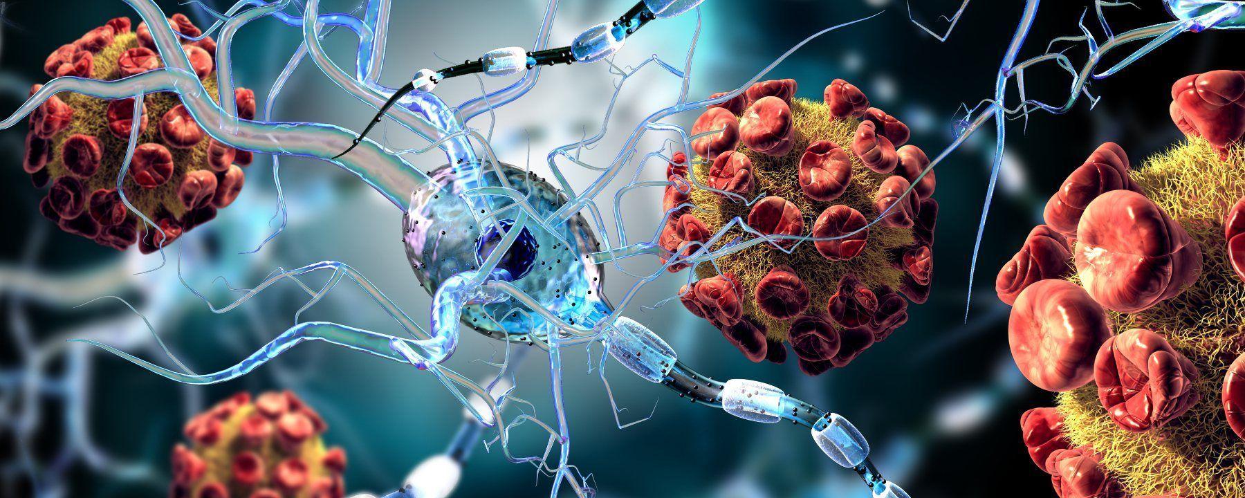 Коронавирус негативно влияет на нервную систему