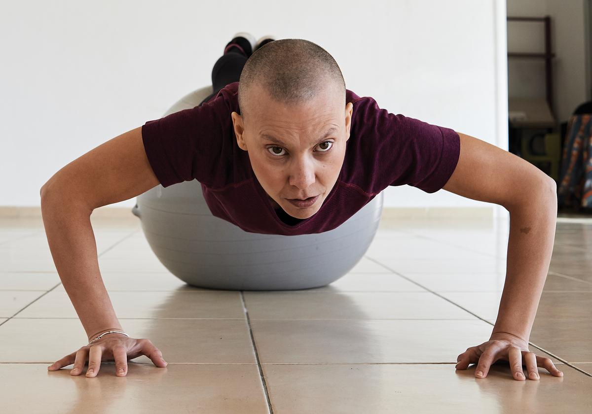 Regular Exercise Helps Patients Combat Cancer   The Scientist Magazine®