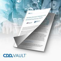 Managing Drug Discovery Informatics Challenges