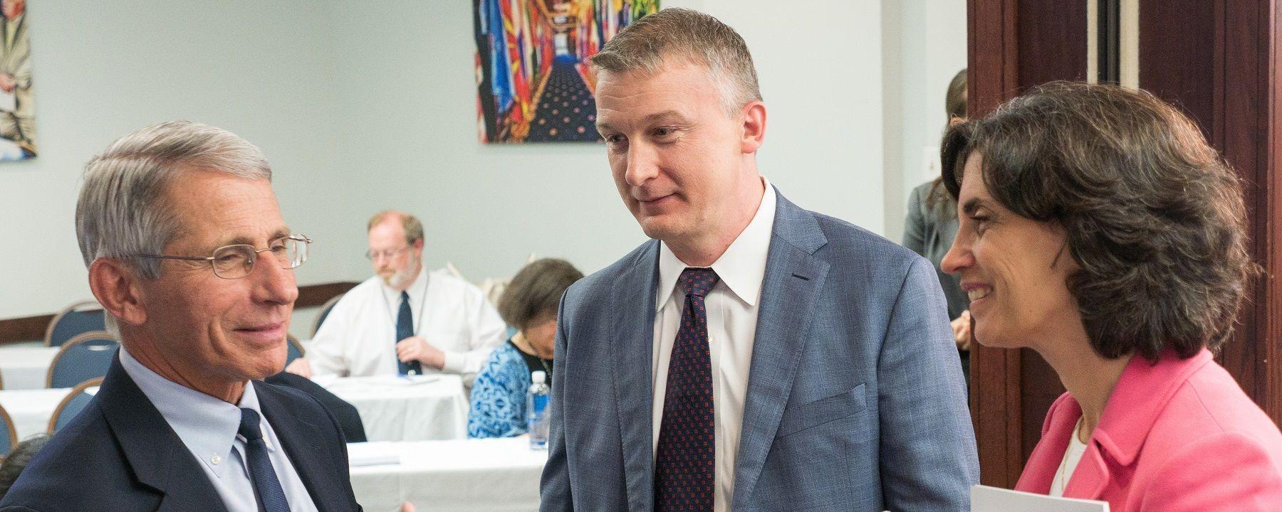 BARDA Director Departs Post Overseeing COVID-19 Vaccine Efforts