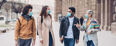 How Face Masks Can Help Prevent the Spread of COVID-19