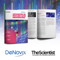 Advances in Nucleic Acid Sequencing