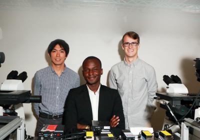 Ibrahim Cissé's Tools Provide a Lens to Watch RNA Production
