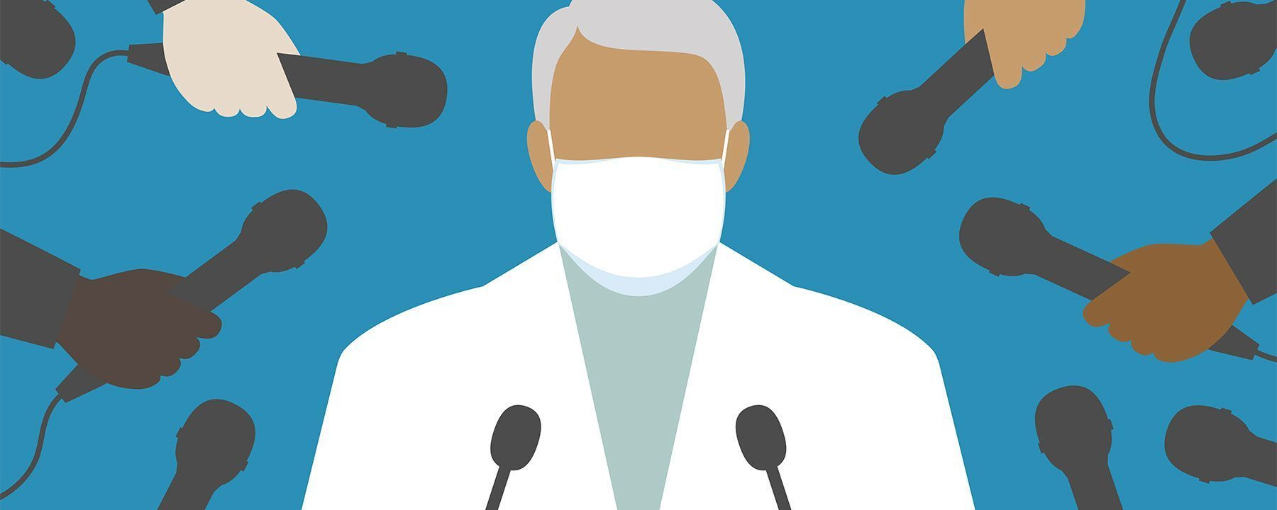 Science and Policy Collide During the Pandemic