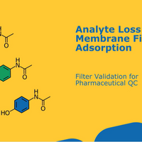 Preventing Analyte Adsorption During Filtration